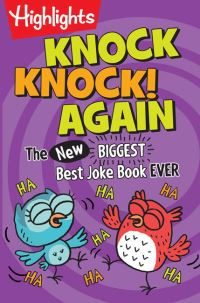 Jacket Image For: Knock, knock! again
