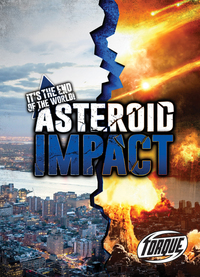 Jacket Image For: Asteroid impact