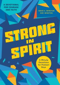 Jacket Image For: Strong in Spirit