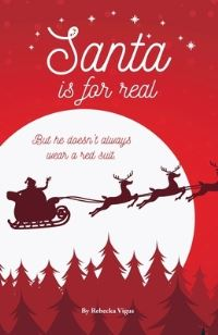 Jacket Image For: Santa is for Real