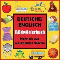 Jacket Image For: Deutsche/ Englisch Bildwoerterbuch