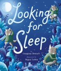 Jacket Image For: Looking for Sleep