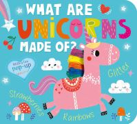 Jacket Image For: What Are Unicorns Made Of?