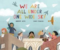 Jacket Image For: We are all under one wide sky