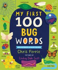 Jacket Image For: My first 100 bug words