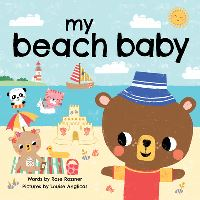 Jacket Image For: My beach baby