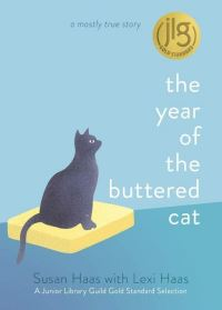 Jacket Image For: The year of the buttered cat