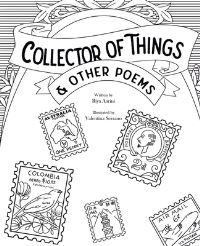 Jacket Image For: Collector of Things & Other Poems
