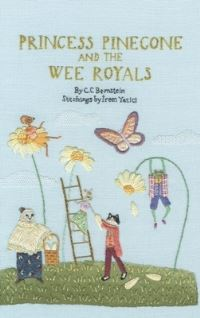 Jacket Image For: Princess Pinecone and the Wee Royals