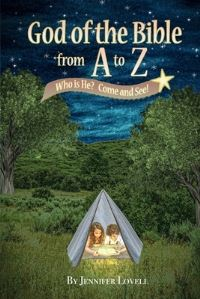Jacket Image For: God of the Bible from A to Z