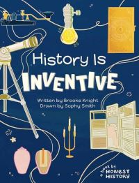 Jacket Image For: History is inventive