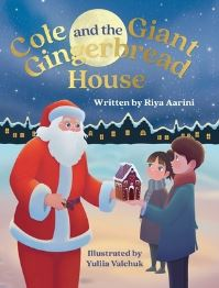 Jacket Image For: Cole and the Giant Gingerbread House
