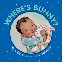 Jacket Image For: Where's bunny?