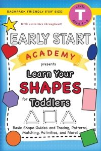 Jacket Image For: Early Start Academy, Learn Your Shapes for Toddlers