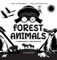 Jacket Image For: I See Forest Animals
