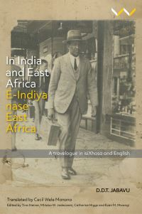 Jacket image for In India and East Africa E-Indiya nase East Africa