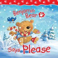 Jacket image for Benjamin Bear Says Please