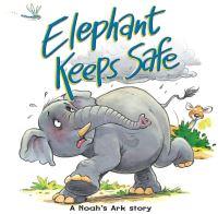 Jacket image for Elephant Keeps Safe