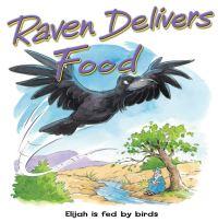 Jacket image for Raven Delivers Food