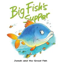 Jacket image for Big Fish's Supper