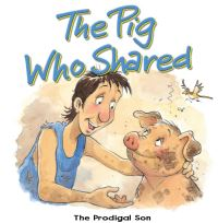 Jacket image for The Pig Who Shared