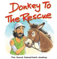 Jacket image for Donkey to the Rescue