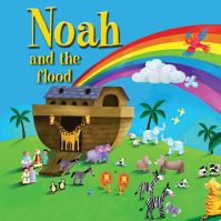 Jacket image for Noah and the Flood