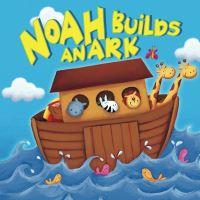 Jacket image for Noah Builds an Ark