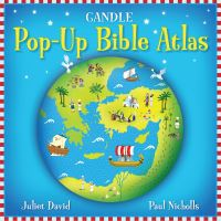 Jacket image for Candle Pop-Up Bible Atlas