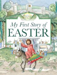 Jacket image for My First Story of Easter