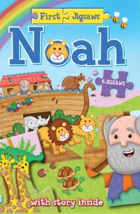 Jacket image for Noah