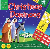 Jacket image for Christmas Dominoes
