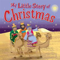 Jacket image for My Little Story of Christmas