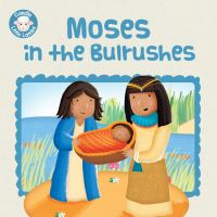 Jacket image for Moses in the Bulrushes