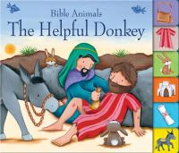 Jacket image for The Helpful Donkey