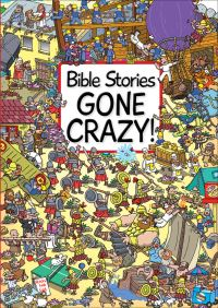 Jacket image for Bible Stories Gone Crazy!