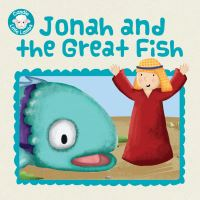Jacket image for Jonah and the Great Fish