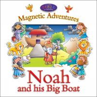 Jacket image for Magnetic Adventures - Noah and his Big Boat