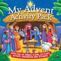 Jacket image for My Advent Activity Pack
