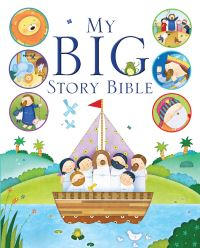 Jacket image for My Big Story Bible