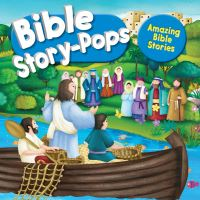 Jacket image for Amazing Bible Stories