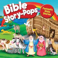 Jacket image for Fantastic Bible Stories