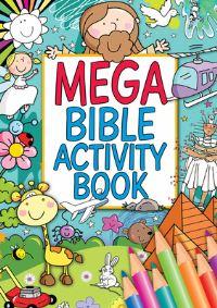 Jacket image for Mega Bible Activity Book