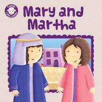 Jacket image for Mary and Martha