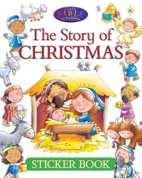 Jacket image for The Story of Christmas Sticker book