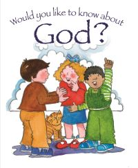 Jacket image for Would you like to know God
