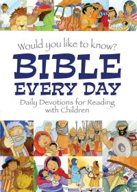 Jacket image for Would you like to know Bible Every Day