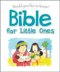 Jacket image for Would You Like to Know Bible for Little Ones
