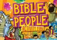 Jacket image for Bible People Activity Fun