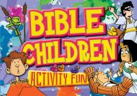 Jacket image for Bible Children